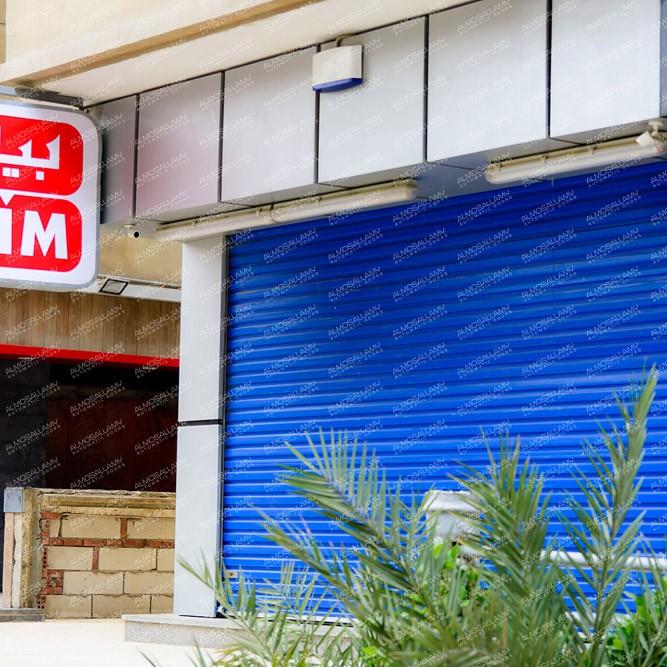 مصنع المسلمى للأبواب الأوتوماتيكية